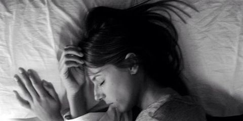 White, Photograph, Black-and-white, Arm, Sleep, Monochrome photography, Photography, Shoulder, Monochrome, Joint,