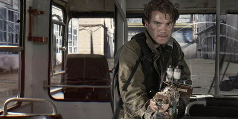 Glass, Public transport, Automotive window part, Passenger, Baggage,