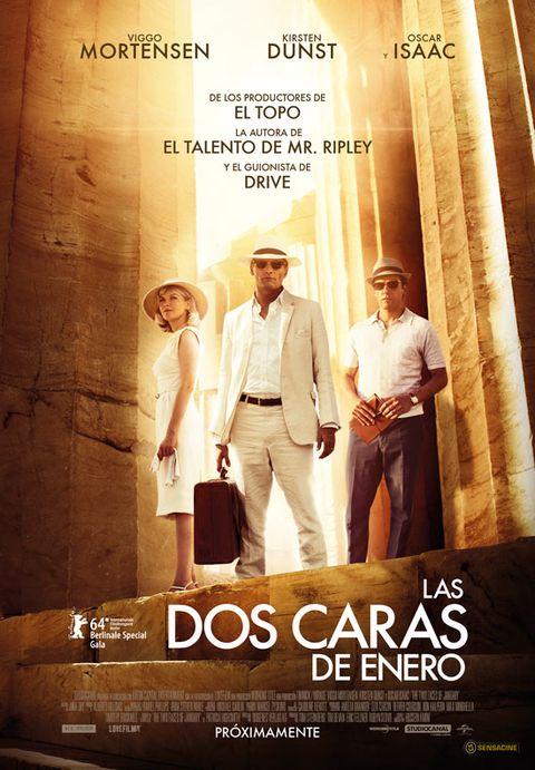 Poster, Advertising, White-collar worker, Movie, Fedora,