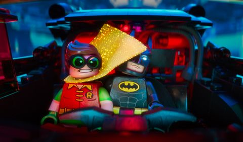 Toy, Fictional character, Space, Superhero, Goggles, Hero, Plastic, Action figure, Robin,