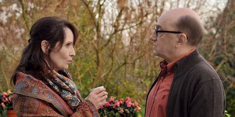 Glasses, People in nature, Garden, Flowerpot, Shrub, Temple, Spring, Floristry, Flower Arranging, Bouquet,