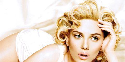 Lip, Skin, Eyebrow, Eyelash, Comfort, Beauty, Model, Fashion model, Muscle, Blond,
