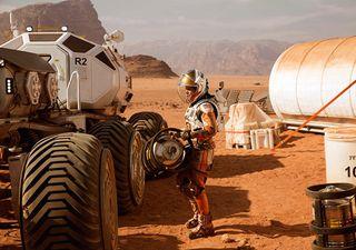 Película Marte (The Martian) - crítica Marte (The Martian)