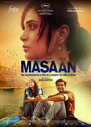 Película Masaan - crítica Masaan