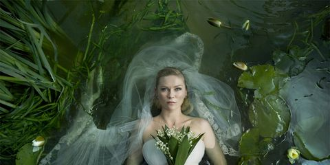 Clothing, Human, Green, Fluid, Photograph, Dress, Petal, Gown, Wedding dress, Liquid,