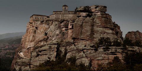 Outcrop, Rock, Bedrock, Terrain, Formation, Landmark, Geology, Klippe, Badlands, Escarpment,