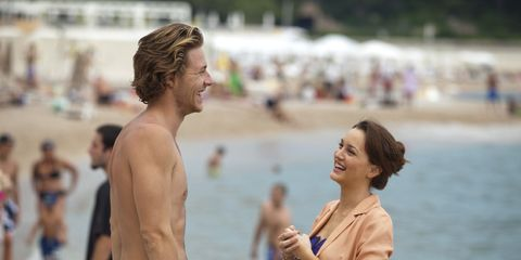 People, Fun, People on beach, People in nature, Summer, Leisure, Barechested, Chest, Beach, Holiday,
