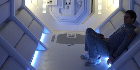 Blue, Trousers, Shoe, Jeans, White, Floor, Flooring, Denim, Interior design, Light,