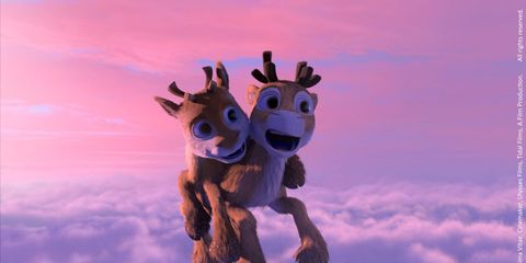 Animation, Toy, Fictional character, Animated cartoon, Pack animal, Mythical creature,