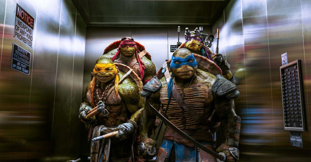 Película Ninja Turtles - crítica Ninja Turtles