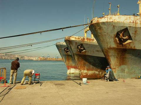 Boat, Watercraft, Naval architecture, Ship, Water transportation, Bench,