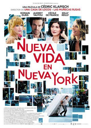 Película Nueva vida en Nueva York - crítica Nueva vida en Nueva York