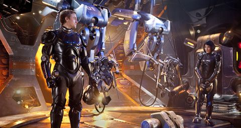 Fictional character, Hero, Aerospace engineering, Machine, Action film, Fiction, Superhero, Mecha, Latex clothing, Action-adventure game,