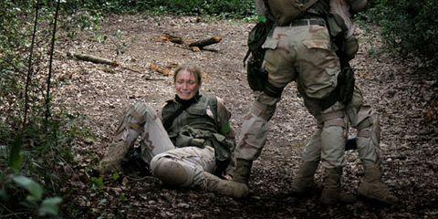 Soldier, Human, Military uniform, Cargo pants, Military camouflage, Camouflage, Shoe, Military person, Army, Marines,