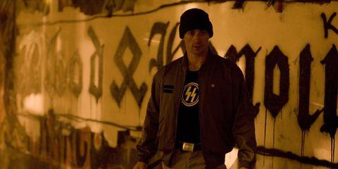 Cap, Baseball cap, Denim, Street fashion, Belt,