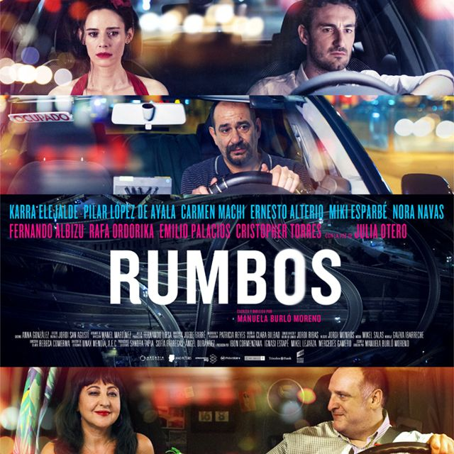 'Rumbos': cartel en exclusiva
