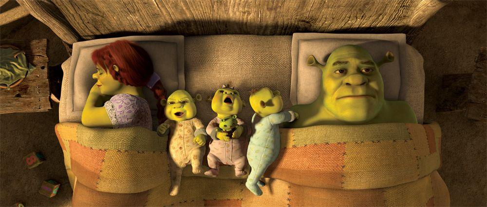 Película Shrek, felices para siempre - crítica Shrek, felices para siempre