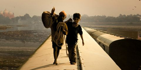 People in nature, Travel, Wing, Haze, Fish,