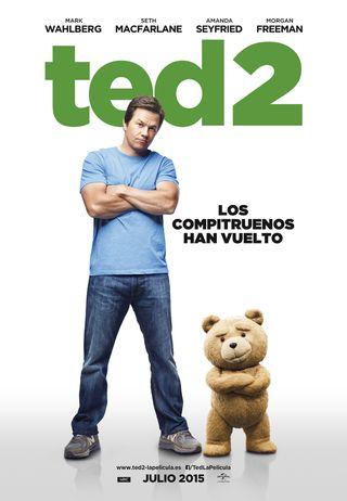 Película Ted 2 - crítica Ted 2