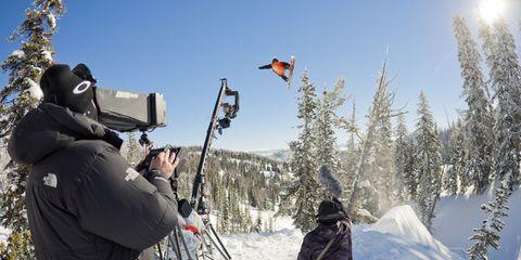 Winter, Snow, Outdoor recreation, Glacial landform, Ski pole, Winter sport, Ice cap, Ski Equipment, Cameras & optics, Adventure,