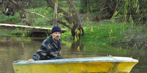 Watercraft, Boat, Skiff, Wetland, Watercourse, Reflection, Lake, Forest, Marsh, Fluvial landforms of streams,