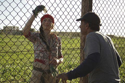 Wire fencing, Mesh, Cap, Chain-link fencing, Elbow, Baseball cap, Fence, Home fencing, Cricket cap, Net,