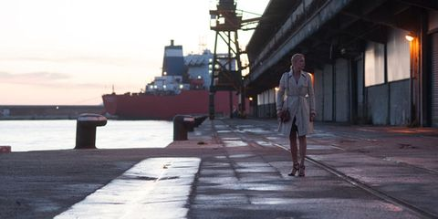 Watercraft, Naval architecture, Boat, Street fashion, Ship, Port, Water transportation, Freight transport, Cargo ship, Walkway,