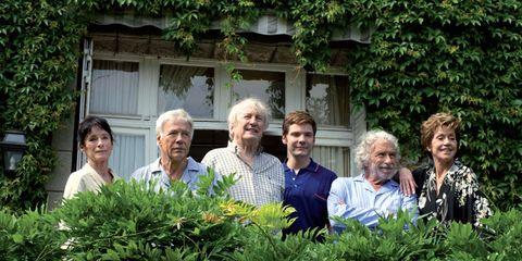 Human, Social group, Community, Garden, Herb, Annual plant, Plantation, Cottage,
