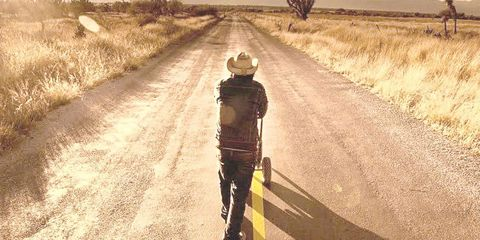 Road, Plain, Dirt road, Soil, Grass family, Field, Prairie, Trail, Adventure game, Rolling,
