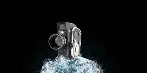 Darkness, Skull, Still life photography, Silver, Revolver,