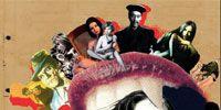 Human, Hat, Facial hair, Costume accessory, Headgear, Art, Costume hat, Costume, Poster, Moustache,