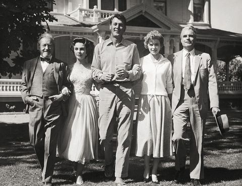 Photograph, People, Classic, Standing, Snapshot, Vintage clothing, Family, History, Retro style,