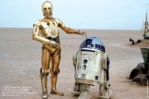 R2-d2, Technology, C-3po, Fictional character, Machine, Robot, Astronaut,