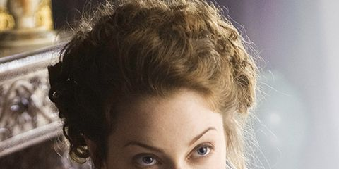 Hair, Face, Hairstyle, Beauty, Eyebrow, Lip, Blond, Long hair, Brown hair, Layered hair,
