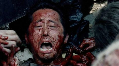 Flesh, Forehead, Fiction, Human, Fictional character, Disfigurement, Mouth, Zombie, Jaw, Demon,