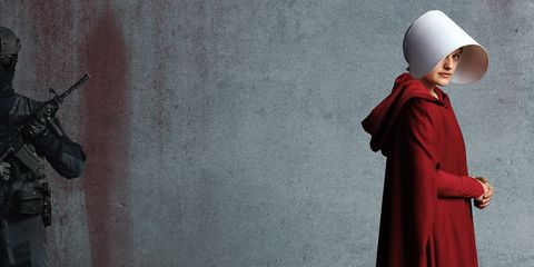 Red, Outerwear, Costume, Fictional character, Robe, Abaya,