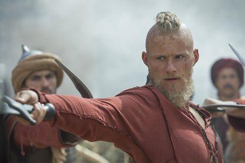 Beard, Facial hair, Moustache, Middle ages, Viking,