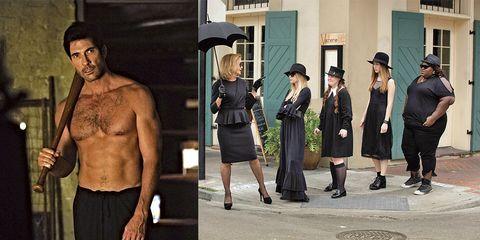 Barechested, Fashion, Human, Muscle, Street fashion, Uniform, Model, Bodyguard,