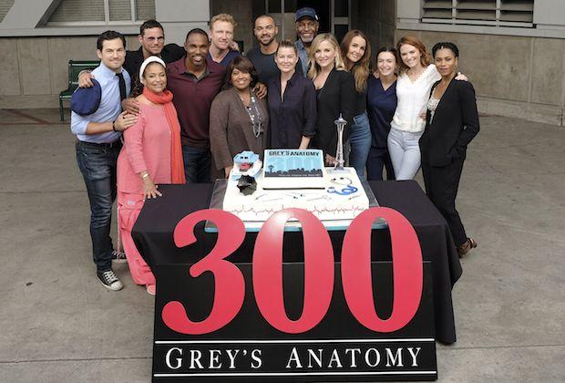 Anatomía de Grey\' se prepara para su episodio 300