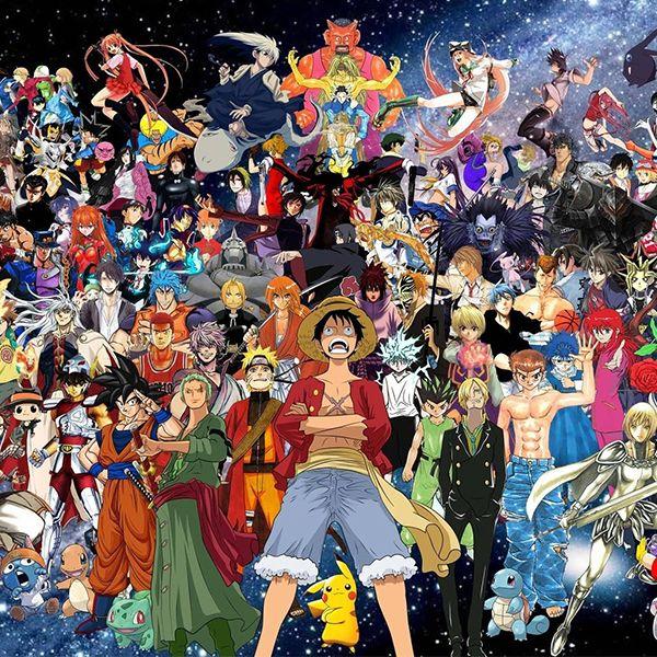 Anime para principiantes. ¿Con qué series estrenarse en el formato?