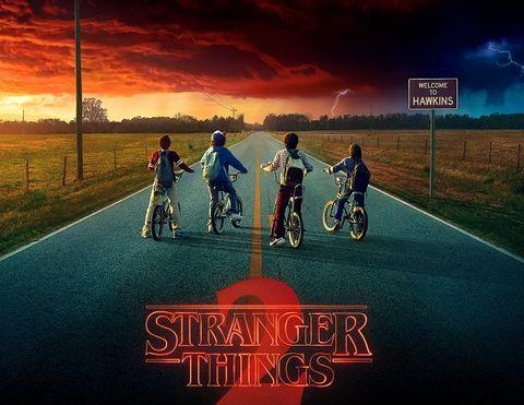Calendario Stranger Things.Calendario De Series De Octubre Stranger Things The
