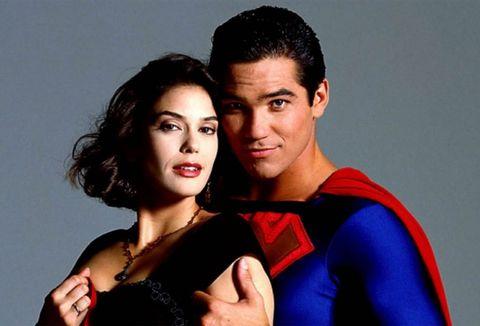 Superman, Justice league, Fictional character, Superhero, Lip, Smile, Photography, Photo shoot, Black hair, Love,