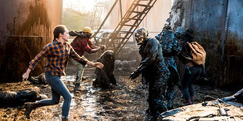 Fear The Walking Dead\': la cuarta temporada es casi un reinicio ...