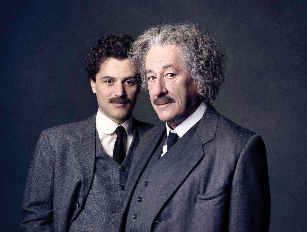 National Geographic estrena 'Genius', una serie sobre la vida de Albert Einstein