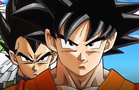 Anime, Cartoon, Dragon ball, Fictional character, Artwork, Cg artwork,