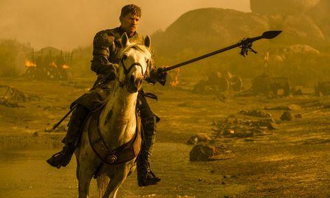 Human, Halter, Horse, Horse tack, Working animal, Cg artwork, Rein, Bridle, Armour, Action-adventure game,