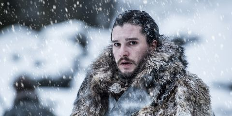 Snow, Winter storm, Blizzard, Fur, Beard, Winter, Freezing, Facial hair, Human, Photography,