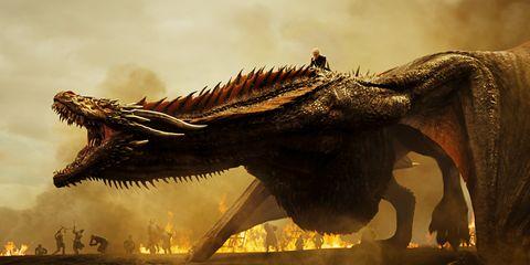 Extinction, Cg artwork, Dinosaur, Wildlife, Dragon, Mythology, Tyrannosaurus,
