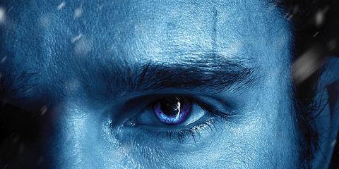 Face, Blue, Eye, Head, Eyebrow, Beauty, Nose, Close-up, Forehead, Organ,