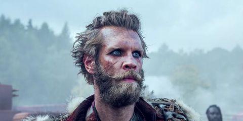 Hair, Beard, Facial hair, Human, Screenshot, Moustache, Fictional character,